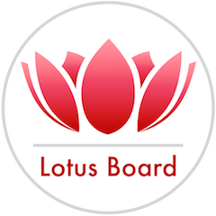 Logo Lotus Board